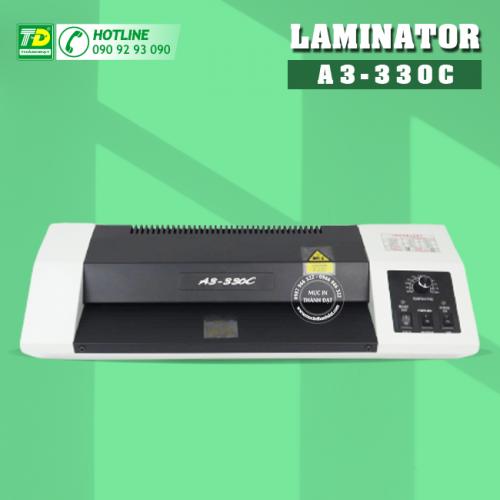 Máy Ép Plastic Laminator A3-330C Chính Hãng