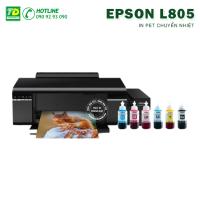 Máy In Epson L805 In Pet Khổ A4