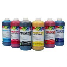Mực In Pigment UV Thành Đạt 1 Lít