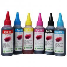 Mực In Dye UV Thành Đạt 100ml