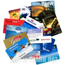 Làm thẻ VIP, in thẻ nhân viên, in thẻ bảo hành, in thẻ nhựa
