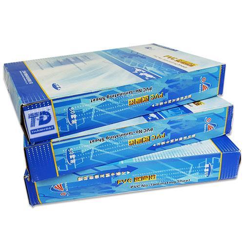 Phôi Thẻ Nhựa PVC 3 Lớp