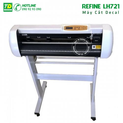 Máy Cắt Decal Refine LH721