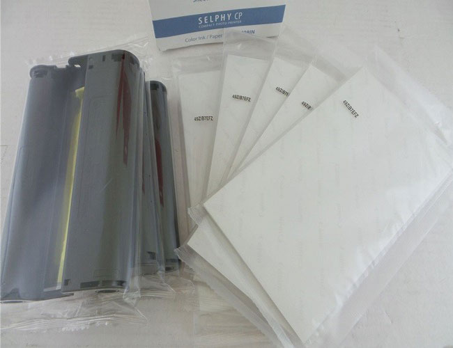 Giấy in đi kèm với mực in phù hợp giúp bạn không tốn công tìm mua các sản phẩm riêng lẻ