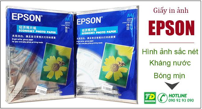 Giấy in ảnh Epson bông cúc (1)
