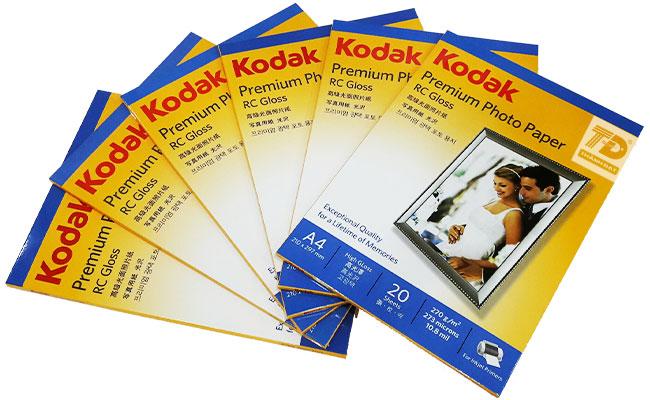 Giấy in ảnh Kodak chính hãng (1)