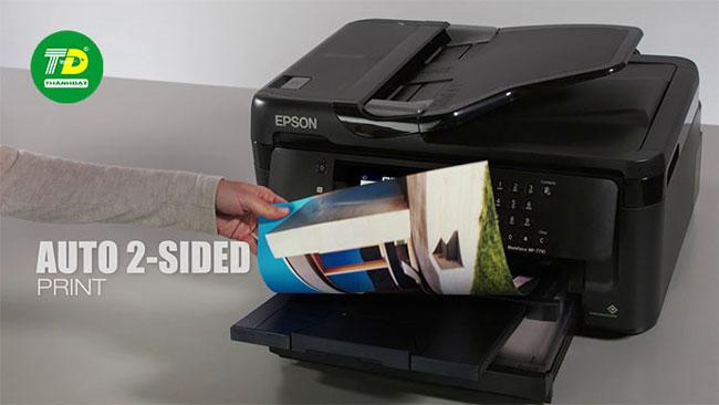 Máy in phun màu đa năng Epson WF-7710