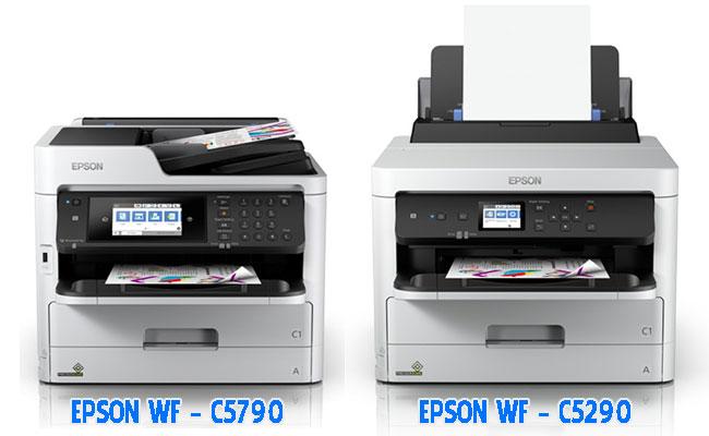Máy In Epson WF - C5790 (6)