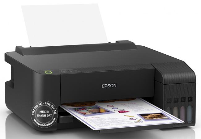 Máy in màu Epson L1110 giá rẻ