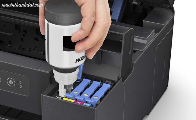 Hệ thống mực máy in Epson L4150