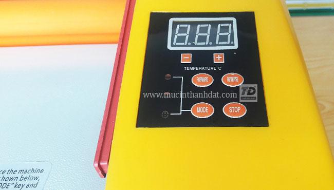 Máy Cán Màng Bopp FM-3510