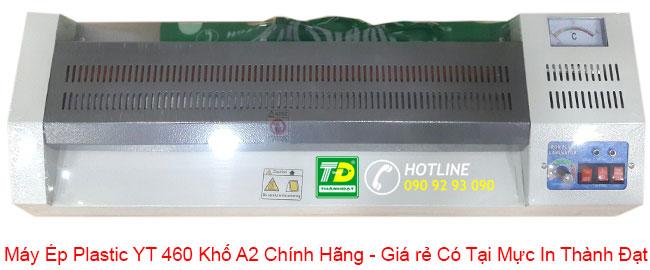 Máy Ép Plastic YT 460 Khổ A2 (2)